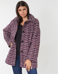 material Women coats Smash RACHEL Red