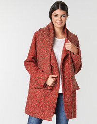 material Women coats Smash LINETTE Red