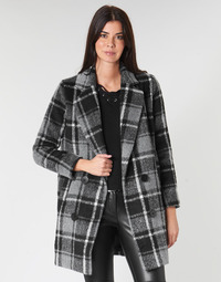 material Women coats Molly Bracken PL132A21 Black