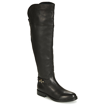 Shoes Women Boots Tommy Hilfiger HOLLY 6A Black