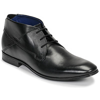 Shoes Men Mid boots Bugatti ELVIS Black