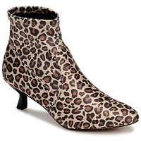 Shoes Women Ankle boots Katy Perry THE BRIDGETTE Leopard
