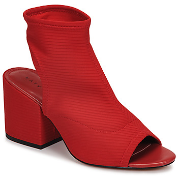 Shoes Women Ankle boots Katy Perry THE JOHANNA Red