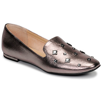 Shoes Women Loafers Katy Perry THE TURNER Silver