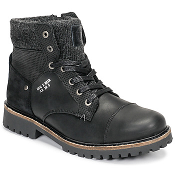 Shoes Boy Mid boots Bullboxer AHA518E6L-BLCK Black