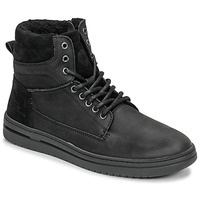 Shoes Boy High top trainers Bullboxer AID500E6L-BLCK Black