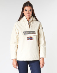 material Women Parkas Napapijri RAINFOREST WINTER White