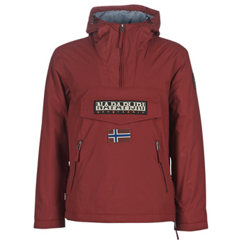 material Men Parkas Napapijri RAINFOREST POCKET Bordeaux