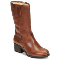 Shoes Women Boots Bullboxer 490M90284AMCOG Cognac