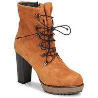 Shoes Women Ankle boots Sweet Lemon SIROLA Brown