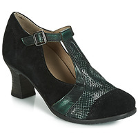 Shoes Women Court shoes Casta APRAZ Black / Green