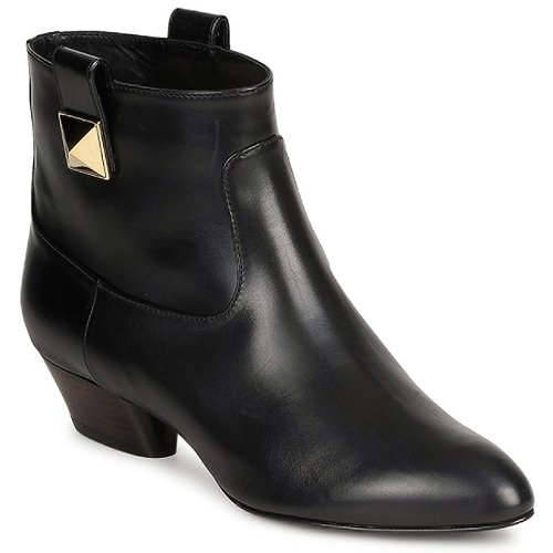 Shoes Women Ankle boots Marc Jacobs MJ19102 Black