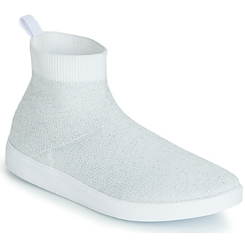 Shoes Women High top trainers André ATINA White