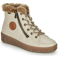 Shoes Women High top trainers Remonte Dorndorf SERNNA Beige