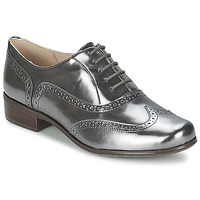 Shoes Women Brogue shoes Clarks HAMBLE OAK Silver