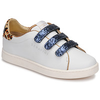 Shoes Women Low top trainers Serafini J.CONNORS White