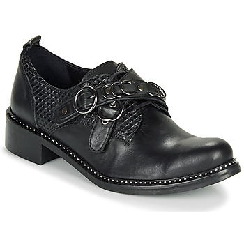 Shoes Women Derby shoes Regard ROABAX VA MAIA Black
