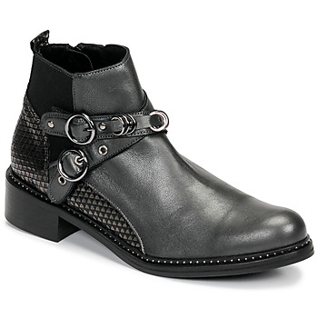 Shoes Women Mid boots Regard ROABIL V1 MAIA Black