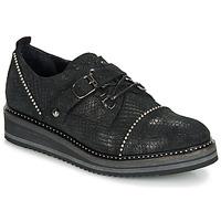 Shoes Women Derby shoes Regard ROCTALOX V2 TOUT SERPENTE SHABE Black