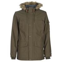 material Men Parkas Quiksilver STORM DROP 5K Brown
