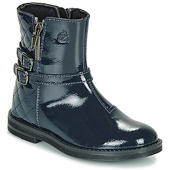 Shoes Girl Mid boots Citrouille et Compagnie LIMIDOU Blue