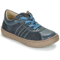 Shoes Boy Derby shoes Citrouille et Compagnie LIMINO Marine