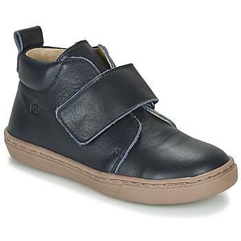 Shoes Boy Mid boots Citrouille et Compagnie FOJAMO Marine