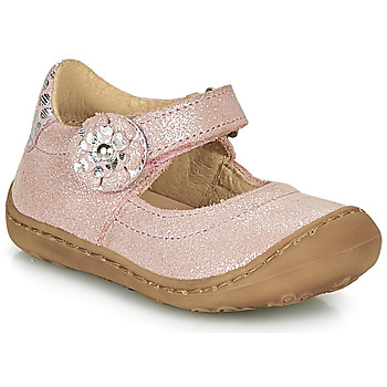 Shoes Girl Ballerinas Citrouille et Compagnie LASKIMA Pink