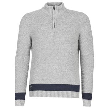 material Men jumpers Oxbow L2PALENY Grey / Marine