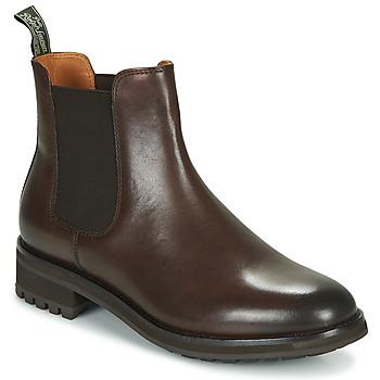 Shoes Men Mid boots Polo Ralph Lauren BRYSON CHLS Brown