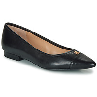 Shoes Women Ballerinas Lauren Ralph Lauren HALENA II Black