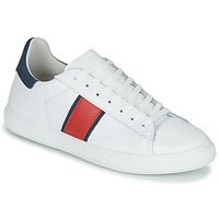 Shoes Men Low top trainers Yurban LOUDE White