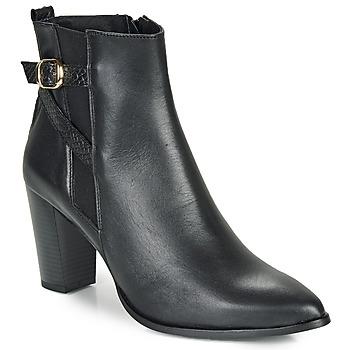 Shoes Women Ankle boots So Size AURELIO Black