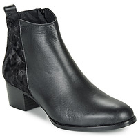 Shoes Women Ankle boots So Size GUILERMO Black