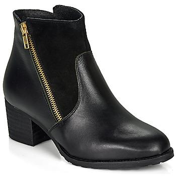Shoes Women Ankle boots So Size FELICIO Black