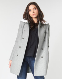 material Women coats Naf Naf AROSA M1 Grey