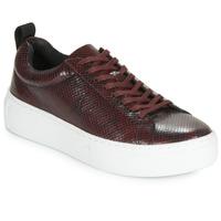 Shoes Women Low top trainers Vagabond Shoemakers ZOE PLATFORM Bordeaux