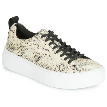 Shoes Women Low top trainers Vagabond ZOE PLATFORM Serpent