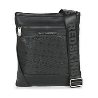 Bags Men Pouches / Clutches Redskins IBERIA Black
