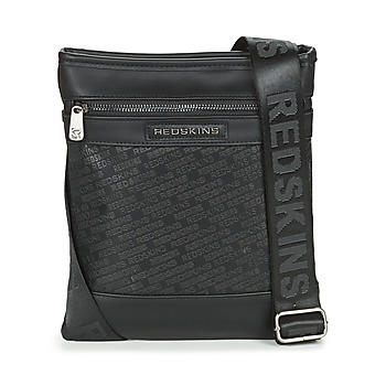Bags Men Pouches / Clutches Redskins IBERIA Black