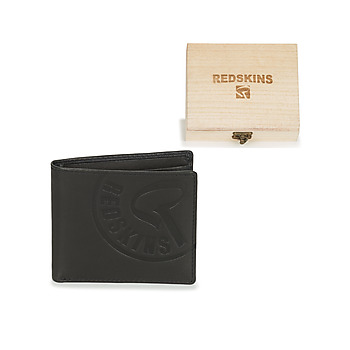 Bags Men Wallets Redskins ELEVEN Black