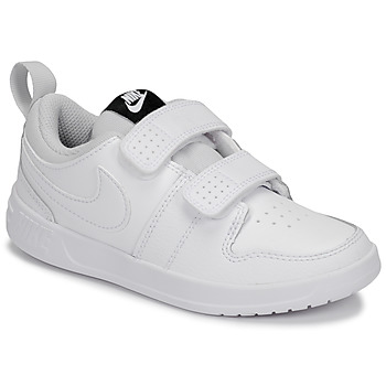 Shoes Children Low top trainers Nike PICO 5 PRE-SCHOOL White