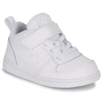 Shoes Children Low top trainers Nike PICO 5 TODDLER White