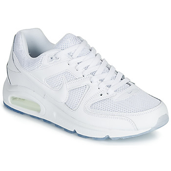 Shoes Men Low top trainers Nike AIR MAX COMMAND White