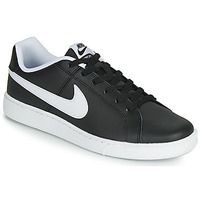 Shoes Men Low top trainers Nike COURT ROYALE Black / White