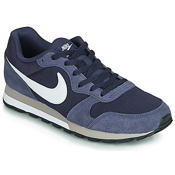 Shoes Men Low top trainers Nike MD RUNNER 2 Marine / White
