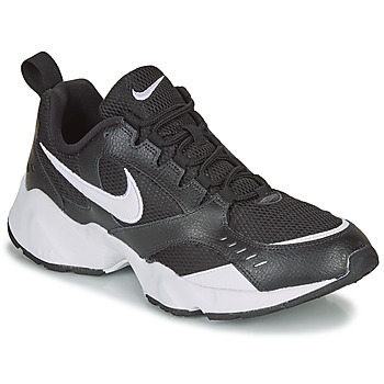 Shoes Men Low top trainers Nike AIR HEIGHTS Black / White
