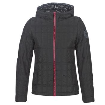 material Women Duffel coats Desigual EDIMBURGO Black