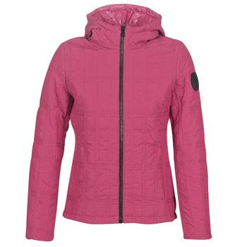material Women Duffel coats Desigual EDIMBURGO Red