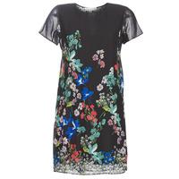 material Women Short Dresses Desigual LORETHA Multicoloured